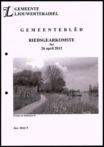 Notulen van de gemeenteraad van Leeuwarderadeel 2012-04-26
