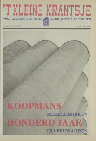 't Kleine Krantsje, 1964-1997 1976-05-15