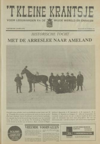 't Kleine Krantsje, 1964-1997 1979-02-10