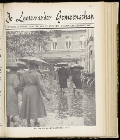 Leeuwarder Gemeenschap 1954-11-01
