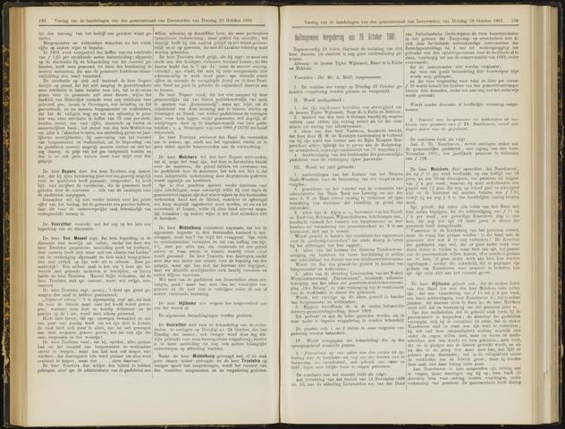 Raadsverslagen van de gemeente Leeuwarden, 1865-2007 (Notulen) 1901-10-29