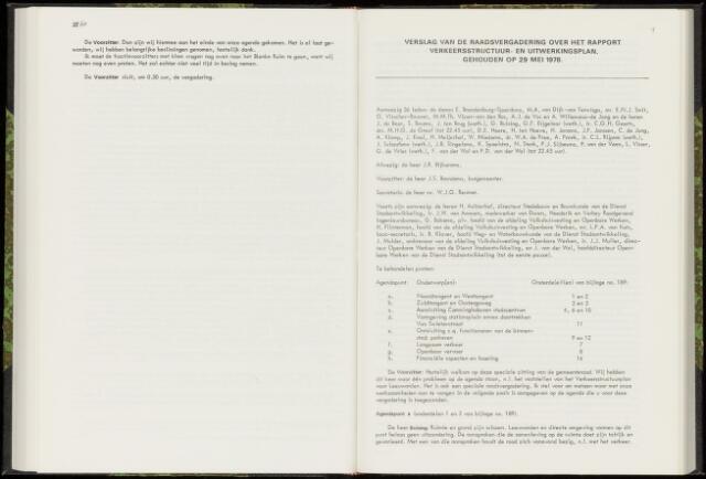 Raadsverslagen van de gemeente Leeuwarden, 1865-2007 (Notulen) 1978-05-29