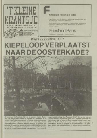 't Kleine Krantsje, 1964-1997 1991-08-01