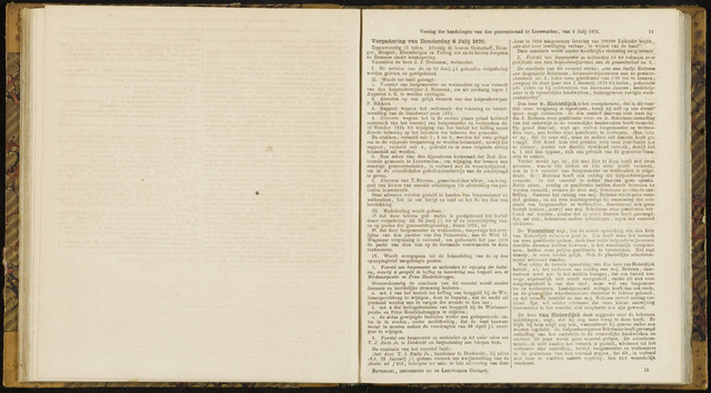 Raadsverslagen van de gemeente Leeuwarden, 1865-2007 (Notulen) 1875-07-08