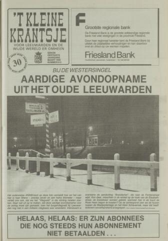 't Kleine Krantsje, 1964-1997 1995-03-01