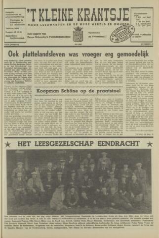 't Kleine Krantsje, 1964-1997 1969-05-08