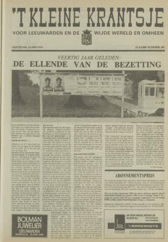 't Kleine Krantsje, 1964-1997 1980-05-31