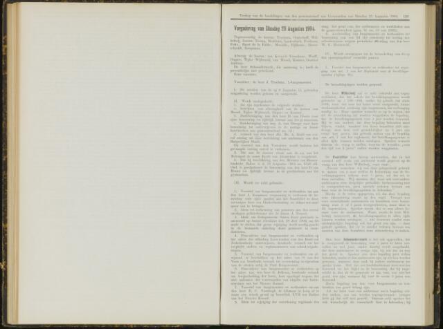Raadsverslagen van de gemeente Leeuwarden, 1865-2007 (Notulen) 1904-08-23