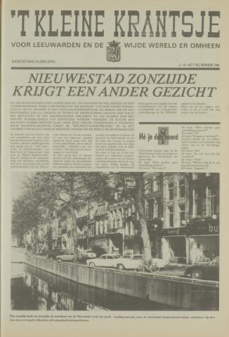 't Kleine Krantsje, 1964-1997 1977-09-02