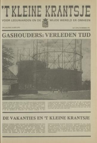 't Kleine Krantsje, 1964-1997 1976-07-10