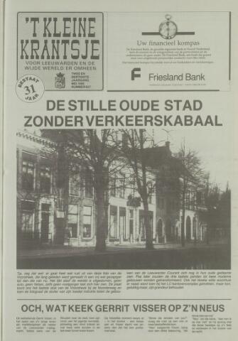 't Kleine Krantsje, 1964-1997 1996-05-01