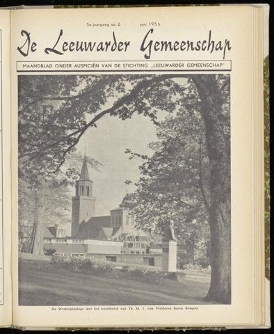 Leeuwarder Gemeenschap 1956-06-01