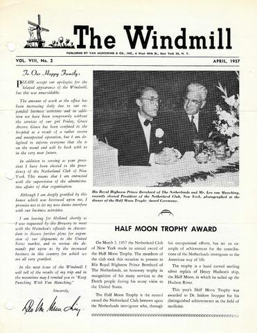 The Windmill 1957