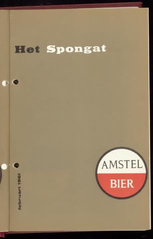 Amstel - Het Spongat 1961-02-01