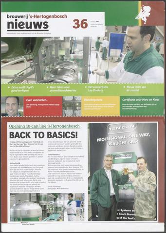 Heineken Brouwerij Nieuws 2007-03-08