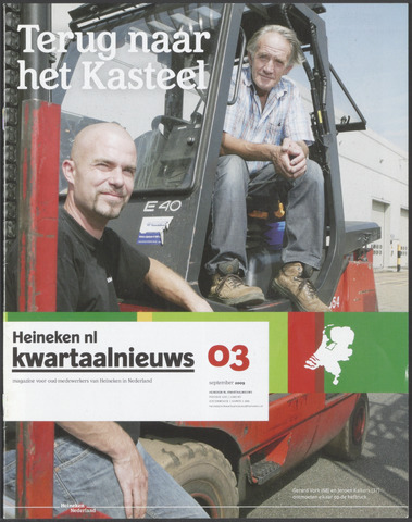 HNL kwartaalnieuws 2009-09-01
