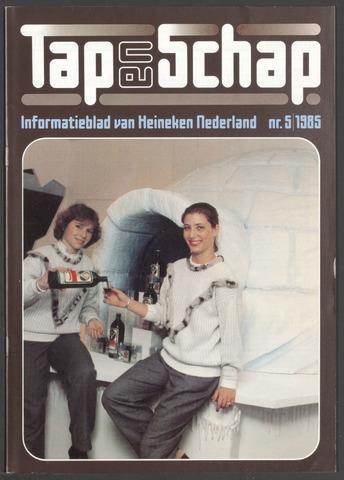 Heineken - Tap en Schap 1985-10-01