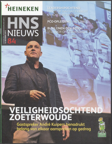 HNL - Supply Nieuws 2013-10-12