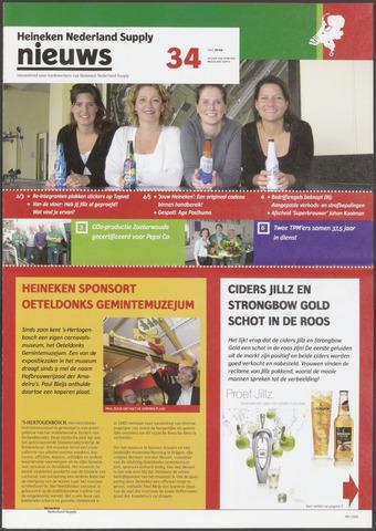 HNL - Supply Nieuws 2009-05-02