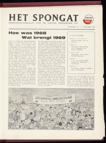 Amstel - Het Spongat 1969