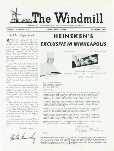 The Windmill 1951-10-01
