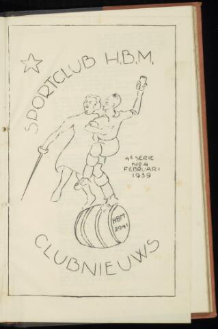 Sportclub H.B.M. Clubnieuws 1939-02-01
