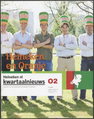 HNL kwartaalnieuws 2008-06-01