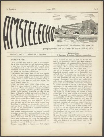 Amstel - Echo 1951-03-01