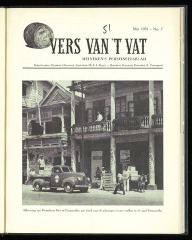 Vers van 't Vat 1951-05-01