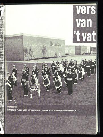 Vers van 't Vat 1960-11-01