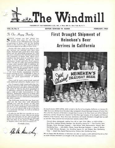 The Windmill 1960