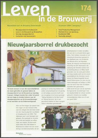 Heineken - Leven in de Brouwerij 2004