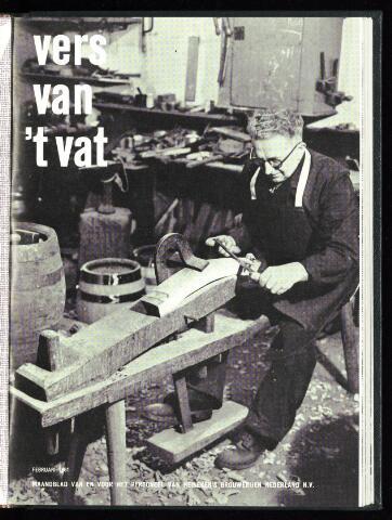 Vers van 't Vat 1961-02-01