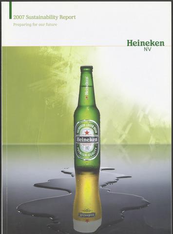 Heineken - Milieuverslag 2007
