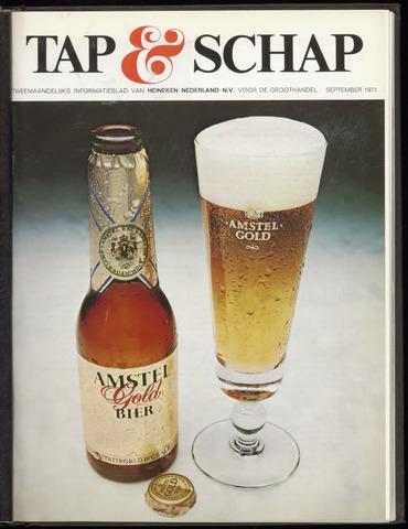 Heineken - Tap en Schap 1971-09-01