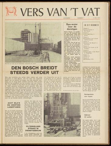 Vers van 't Vat 1970-07-02