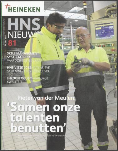 HNL - Supply Nieuws 2013-06-11