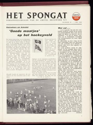 Amstel - Het Spongat 1968-05-02