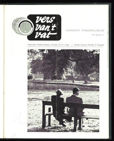 Vers van 't Vat 1956-05-01