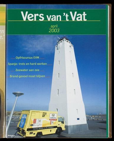 Vers van 't Vat 2003-04-01