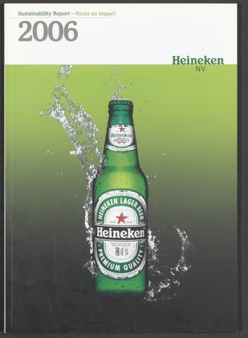 Heineken - Milieuverslag 2006