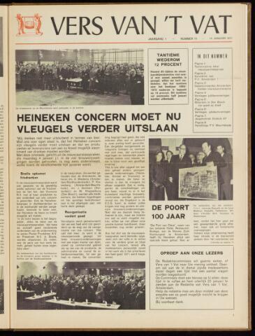 Vers van 't Vat 1971-01-14