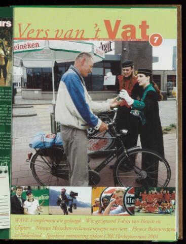 Vers van 't Vat 2001-07-01