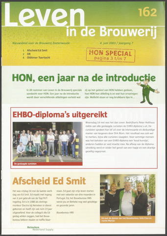 Heineken - Leven in de Brouwerij 2003-06-04