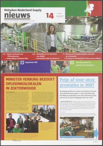HNL - Supply Nieuws 2008-03-02