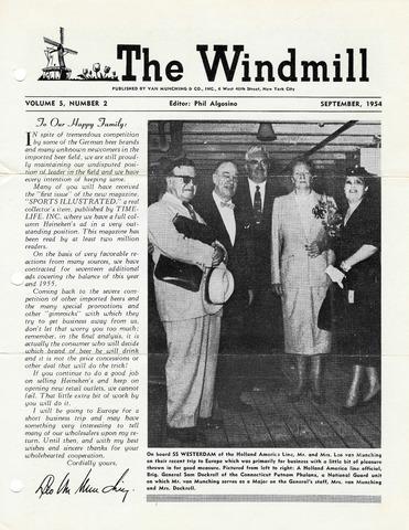The Windmill 1954-09-01