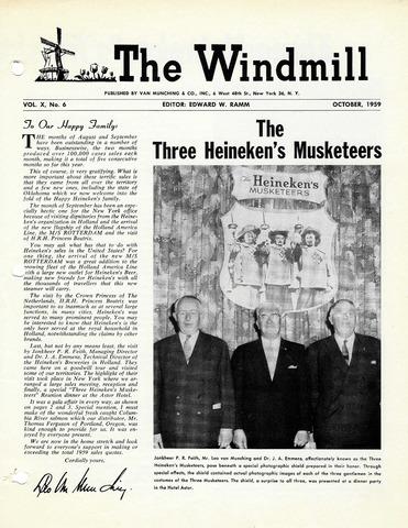 The Windmill 1959-10-01
