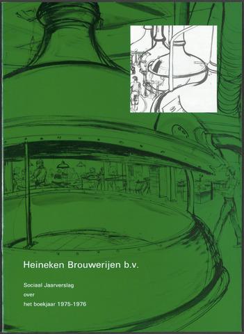 Heineken - Sociaal Jaarverslag 1975-01-01