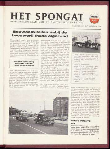 Amstel - Het Spongat 1969-11-24