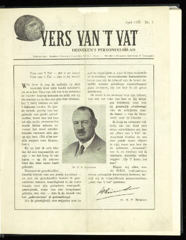 Vers van 't Vat 1950-04-01